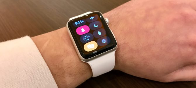 Apple Watch: Theatermodus