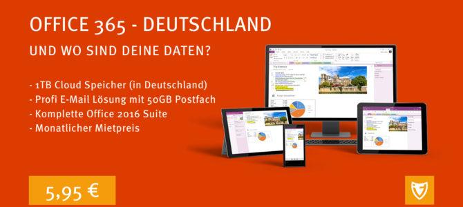 Office 365 Deutschland 🇩🇪