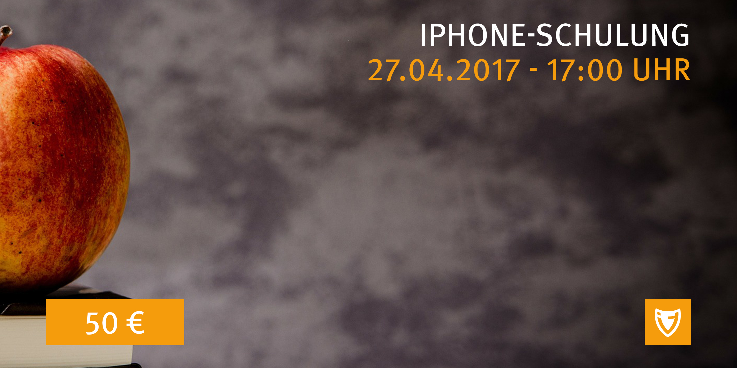 iPhone Schulung 27.04.2017
